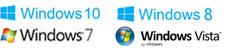 mit Microsoft kompatibel