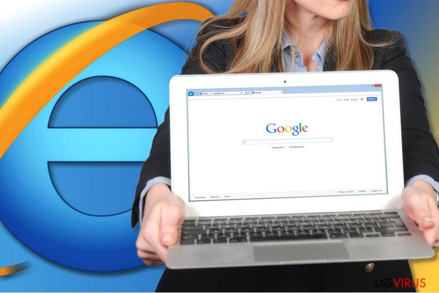 Wie setzt man Internet Explorer zurück?-Screenshot