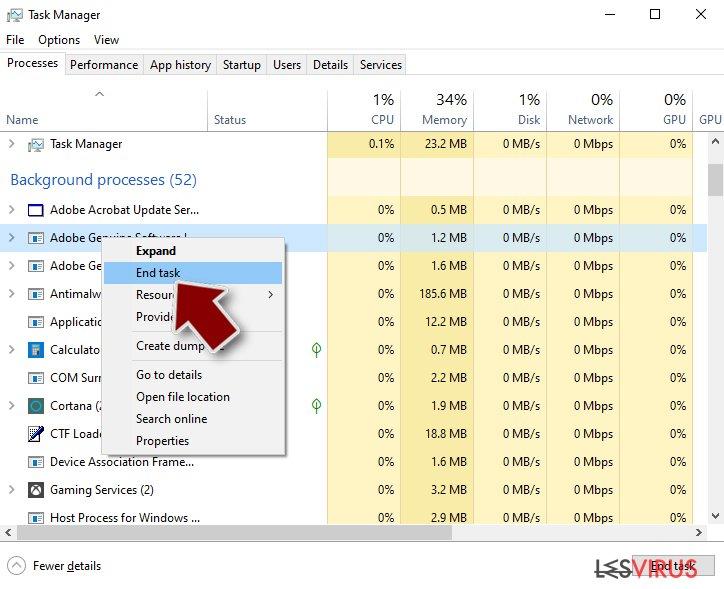 Ransomware: Entfernung der Ransomware über den abgesicherten Modus