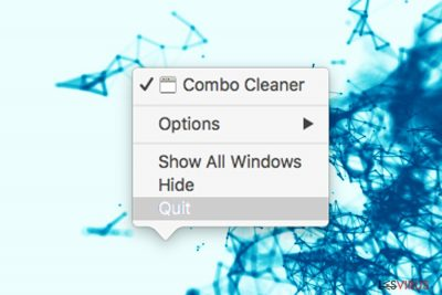 Combo Cleaner-Deinstallationsanleitung