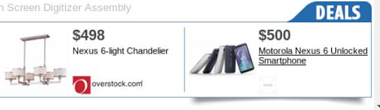 Superfish, Delta Homes und JollyWallet in 2014 die Hauptursachen für zusätzliche Werbeanzeigen im Browser-Screenshot