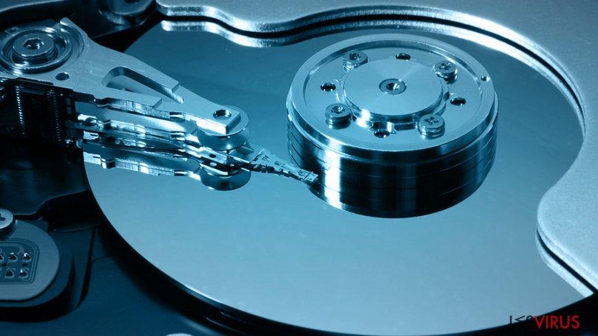Backup files