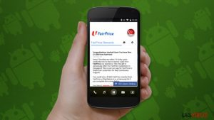 """Congratulations, you won""-Betrug belästigt Android-Nutzer"