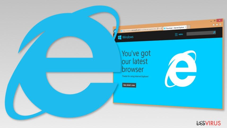 Welchen Internet Explorer