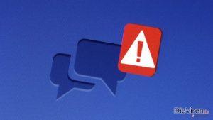 Infizierung mit Locky nun auch durch Facebook möglich!