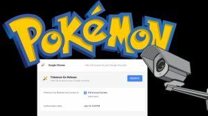 Das beliebte Pokémon Go und seine Datenschutzprobleme