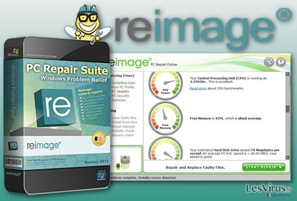 Reimage anti-malware