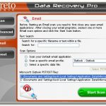 Data Recovery Pro-Screenshot