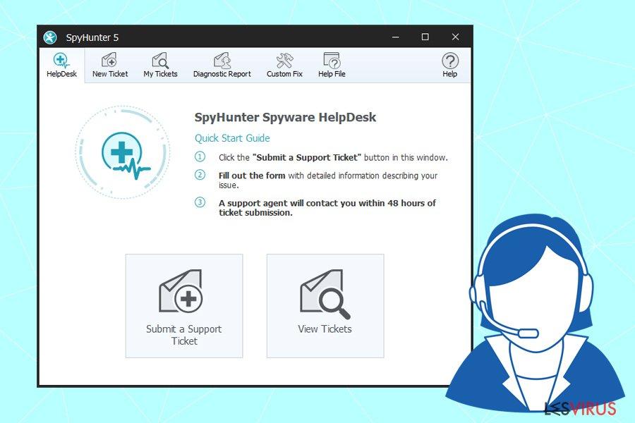 Software plus individueller Malware-Entfernungs-Service im Paket