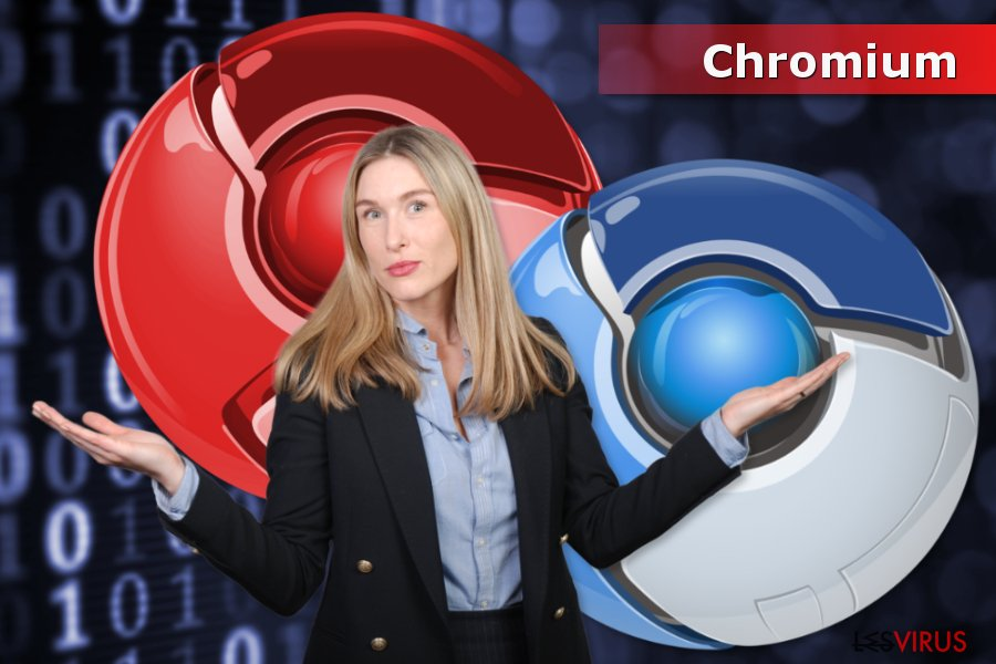 Image of Chromium browsers