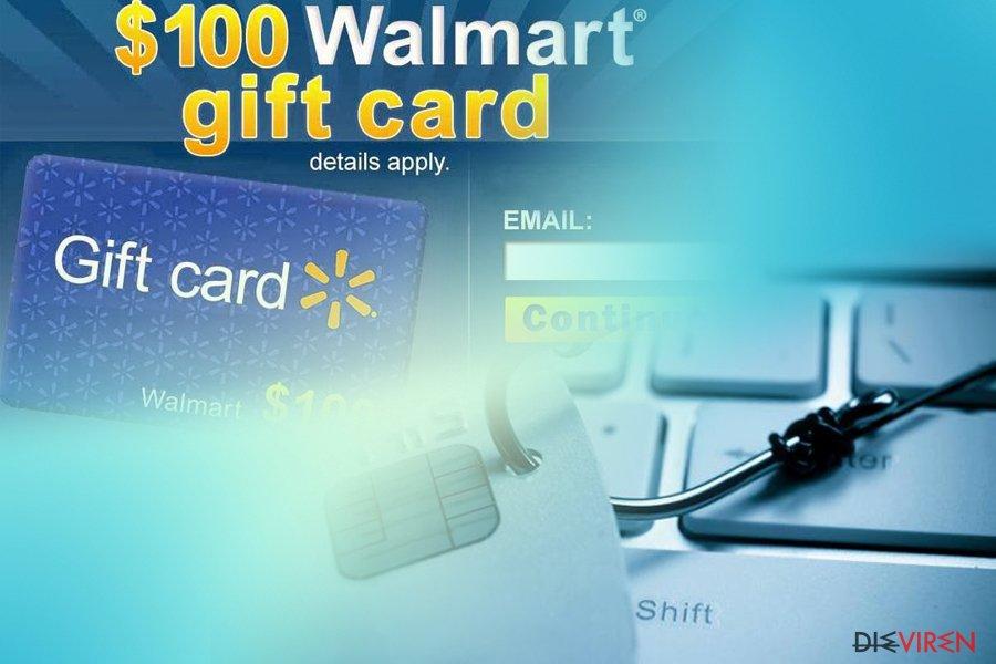 """$1000 Walmart Gift Card Winner"""
