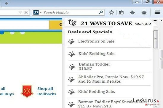 21 Ways To Save Deals and Specials-Screenshot