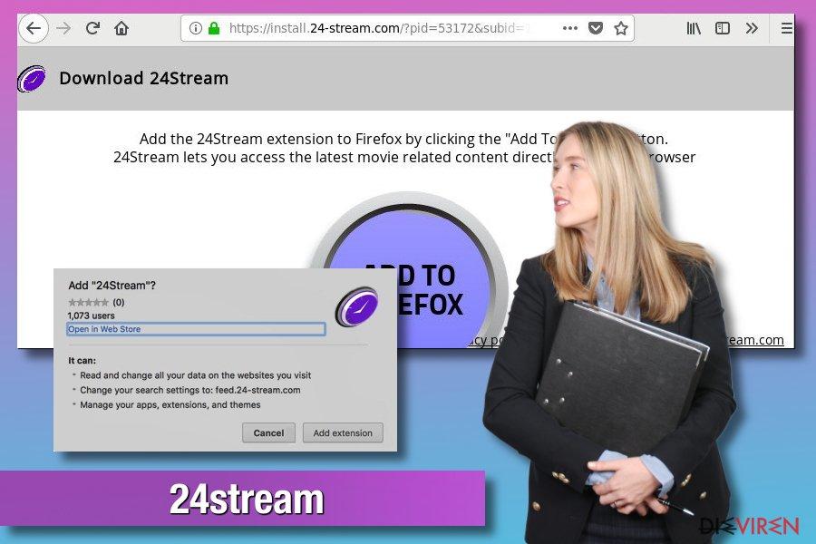 24stream-Adware