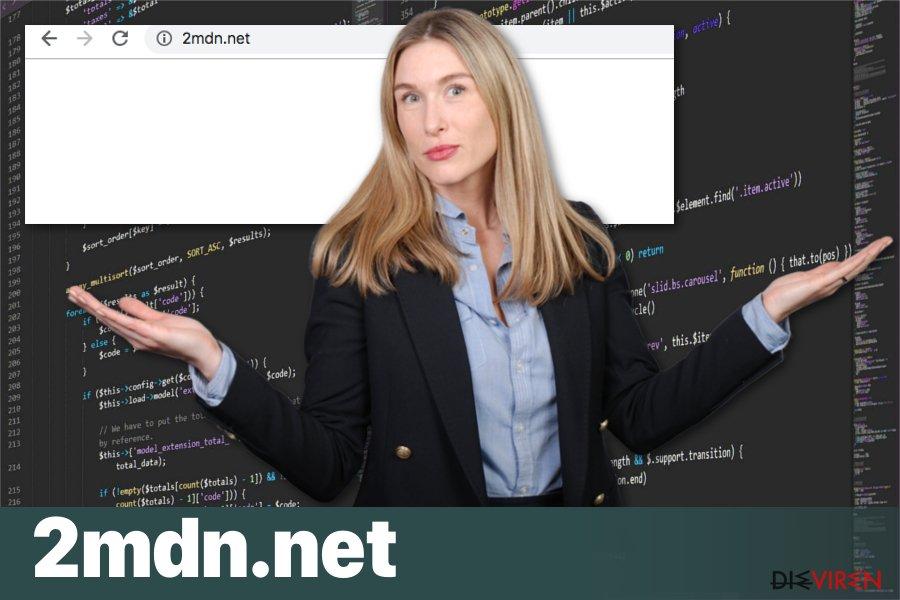 Die trügerische Domain 2mdn.net