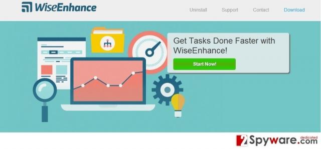 WiseEnhance-Virus-Screenshot