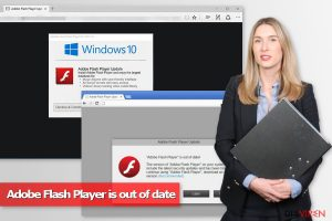 """""""Adobe Flash Player is out of date""""-Virus"""