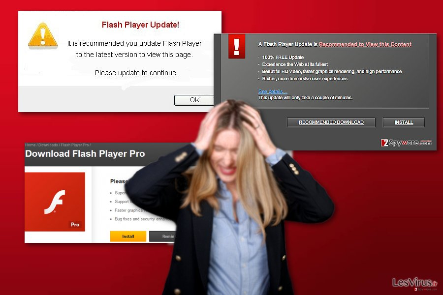 Flash-Player-Pro-Virus-Screenshot