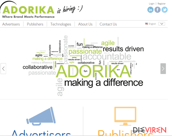 Adorika-Screenshot