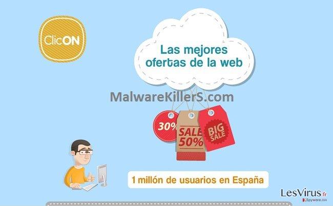 Anzeigen von Clicon-Screenshot