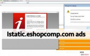 Entfernung des Istatic.eshopcomp.com