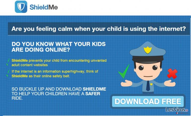 Anzeigen von ShieldMe-Screenshot