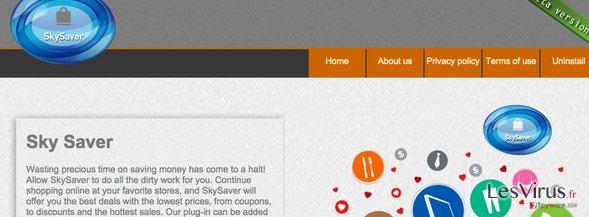 Anzeigen von Sky Saver-Screenshot