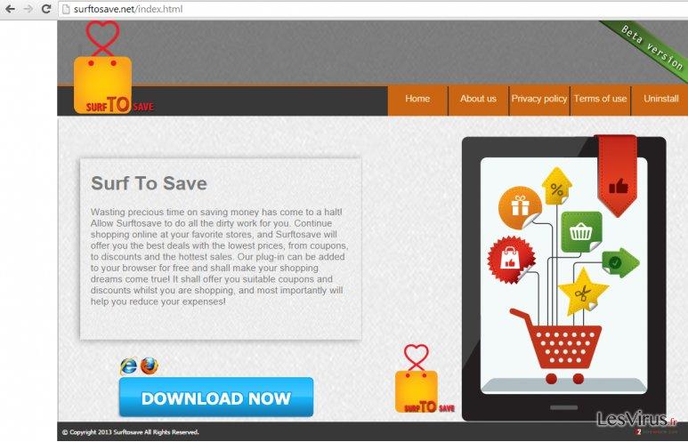 Anzeigen von Surf to Save-Screenshot