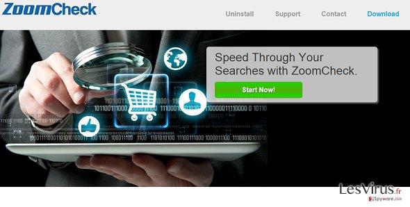 Anzeigen von ZoomCheck-Screenshot