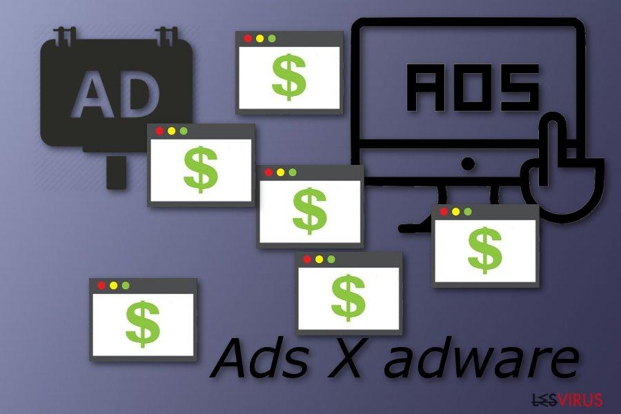 Ads X-Virus