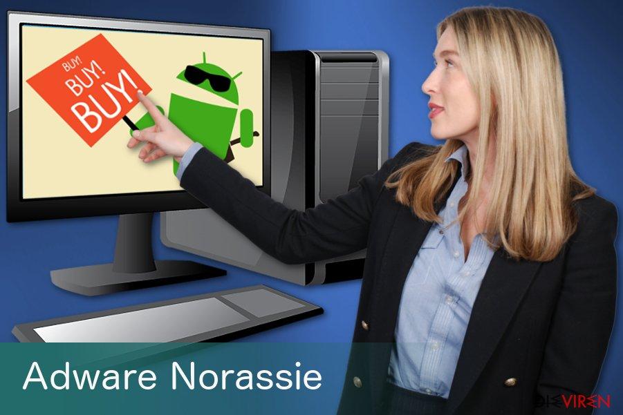 PUP Norassie