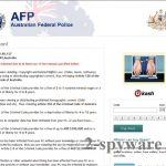 AFP virus-Screenshot