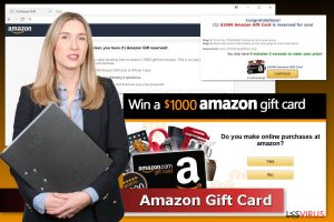 Amazon Gift Card-Betrug