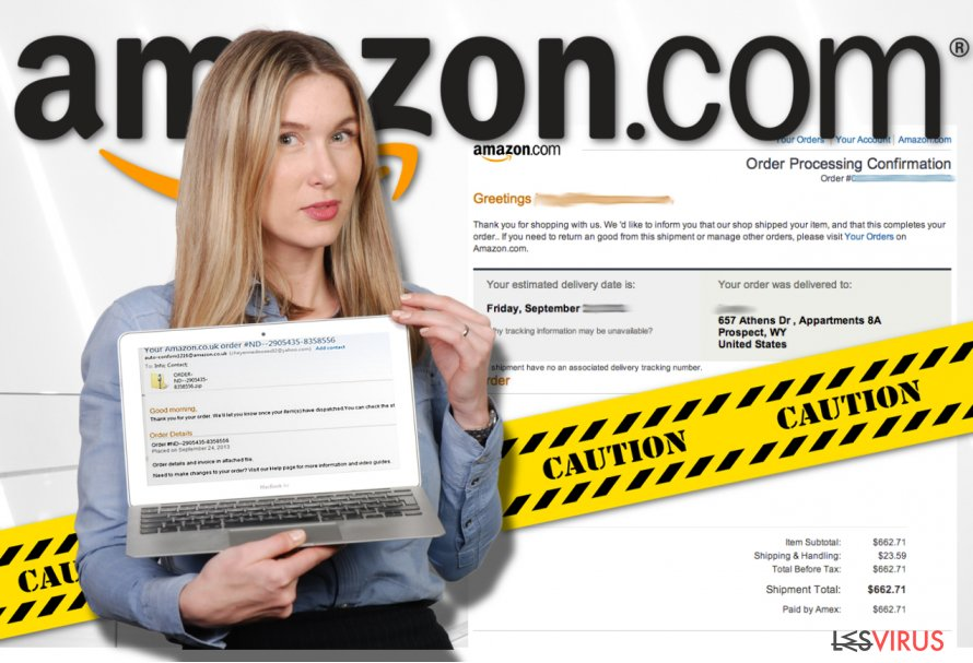Amazon-Virus-Screenshot