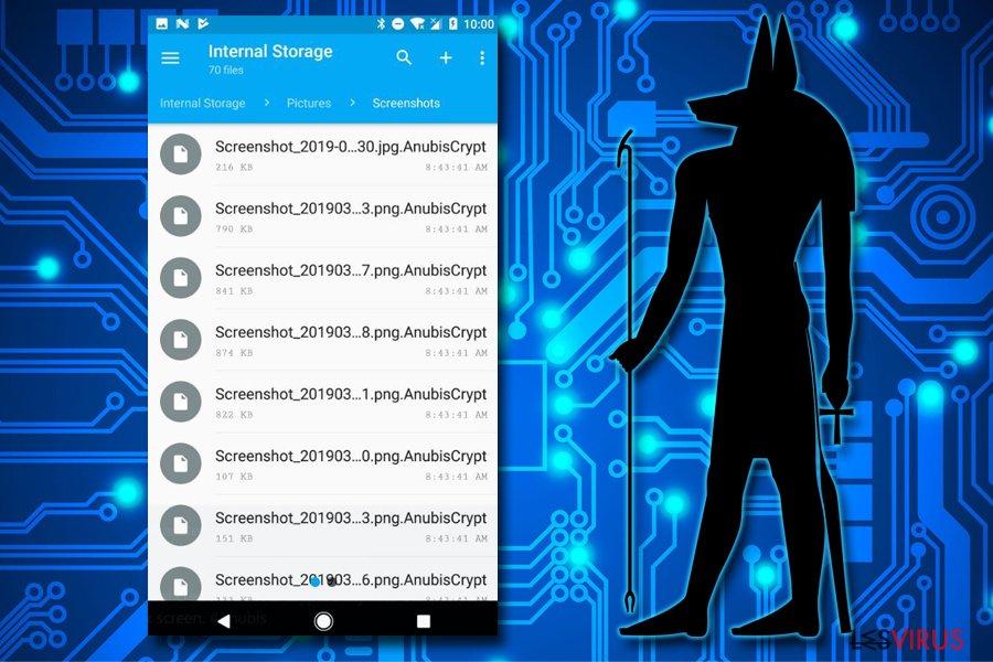 Android-Viren-Screenshot