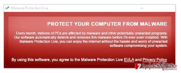 Anti VirusService-Screenshot