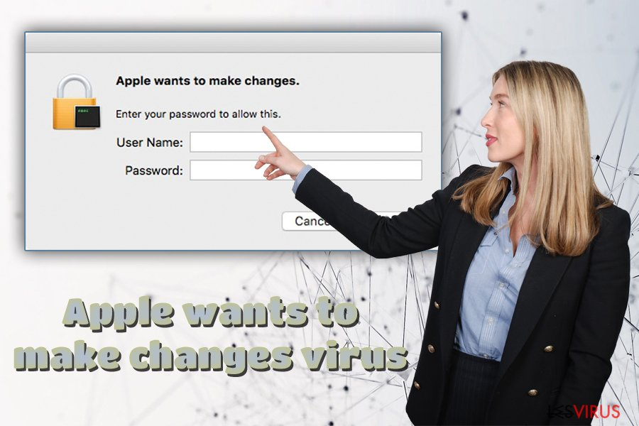 """Apple wants to make changes""-Adware"