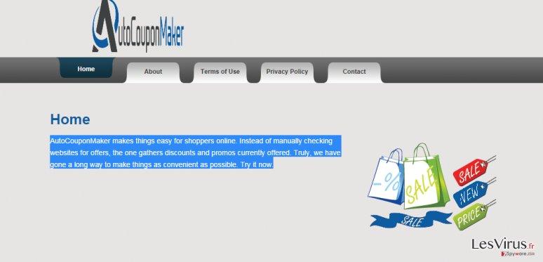 AutoCouponMaker-Anzeigen-Screenshot