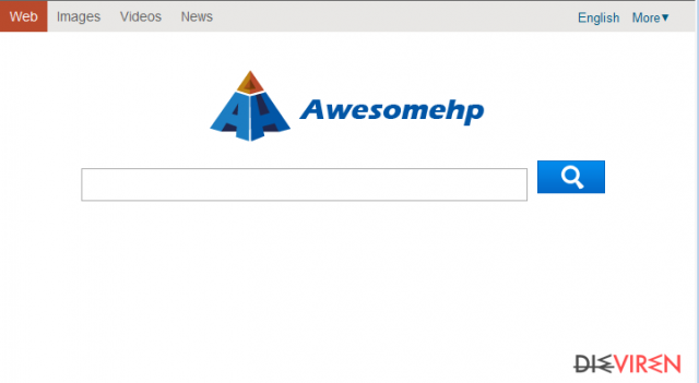 Awesome HP-Virus-Screenshot