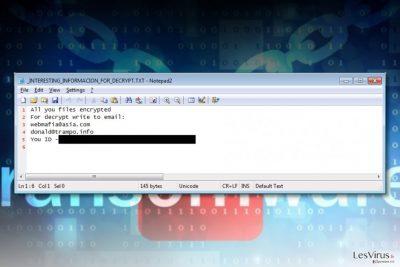 Azer-Erpressersoftware
