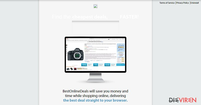 Best Online Deals-Screenshot