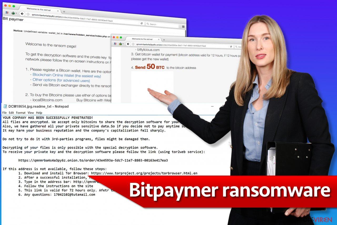 Bitpaymer-Virus