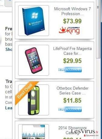 Browser-Utility-Anzeigen-Screenshot