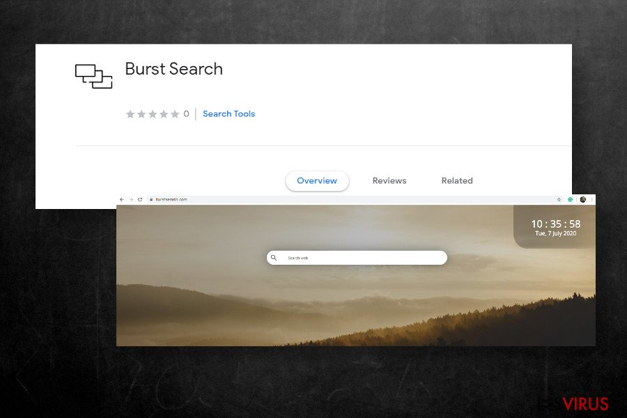 Burst Search