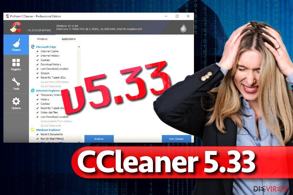 CCleaner-Schadsoftware