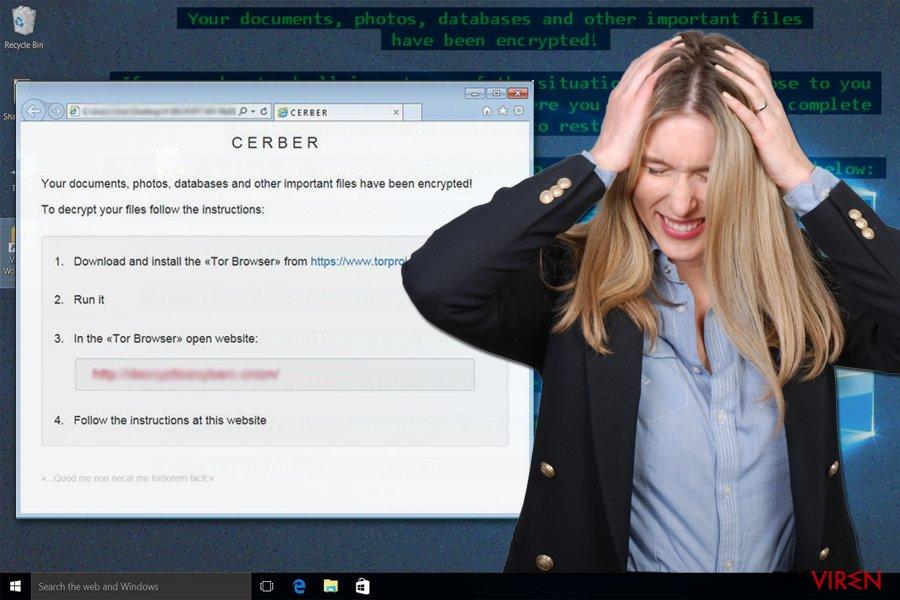 .Cerber3-Virus
