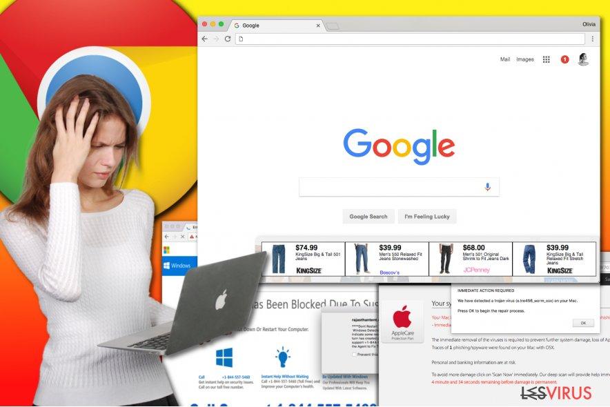 Chrome-Adware