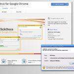 Chrome Weiterleitungsvirus-Screenshot