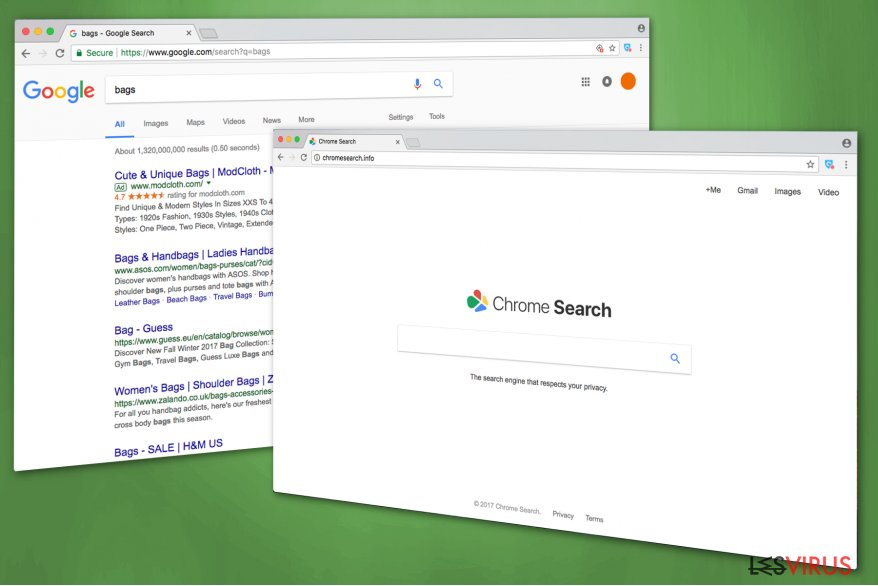 Chromesearch.info image