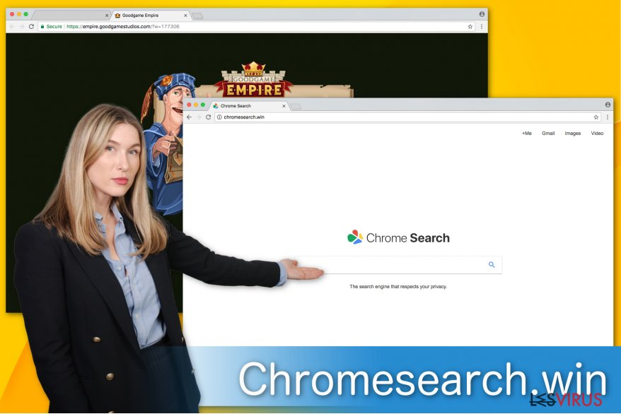 Abbildung ChromeSearch.win
