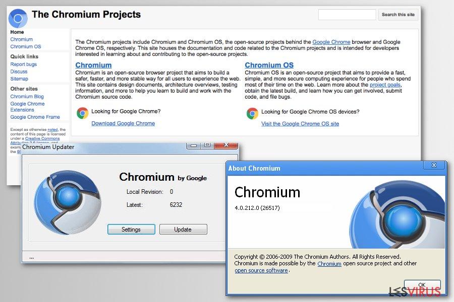 Chromium-Projekt